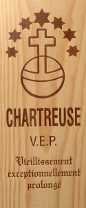 Affichette campagne Chartreuse VEP