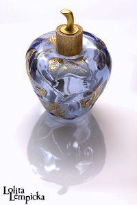Campagne publicitaire parfumerie Lolita Lempicka