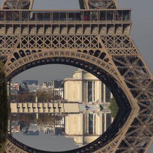 L'oeil de la Tour Eiffel