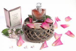 Campagne pour une parfumerie, La vie est belle de Lancôme