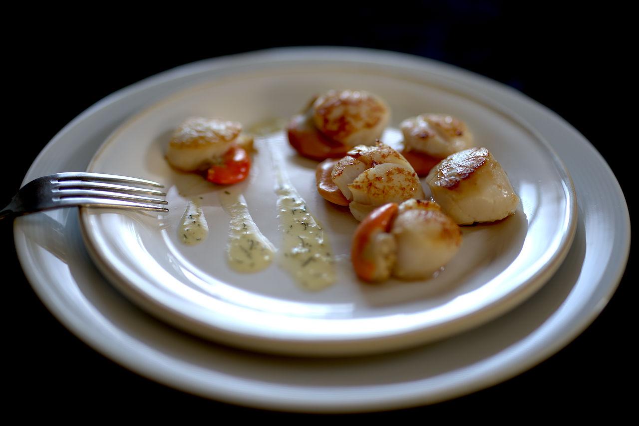Culinaire, Coquilles Saint Jacques à la dieppoise